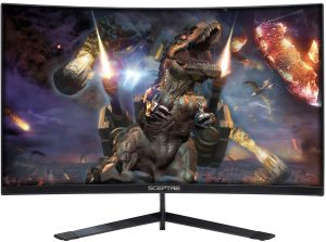 Sceptre C248B Curved 144Hz Gaming LED Monitor