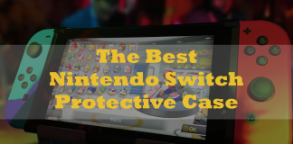 best nintendo switch protective case featured image
