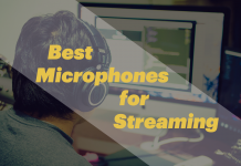 best microphone of streaming featured image