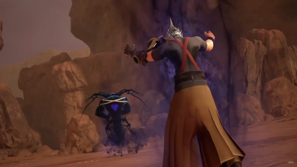 Terra-Xehanort Kingdom Hearts 3 Remind Release Date Leaked