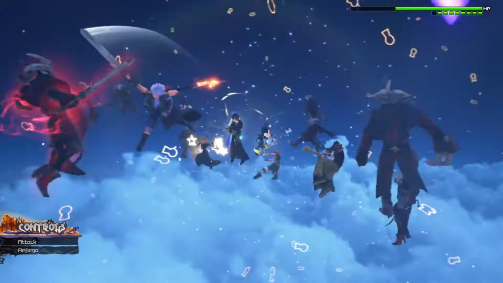 Guardians of Light Kingdom Hearts 3 Remind Release Date Leaked