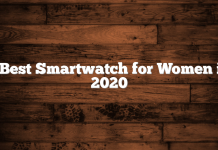 5 Best Smartwatch for Women in 2020