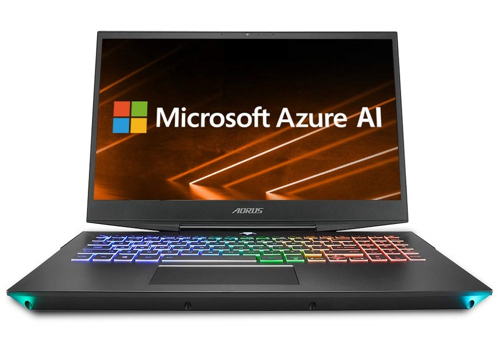 AORUS 15-SA-F74ADW Ultra Slim Metal Chassis Gaming Laptop