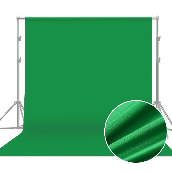 Andoer ft photography studio non woven green backdrop