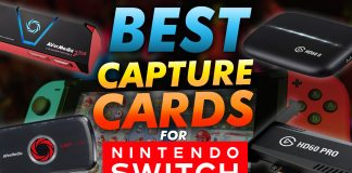 Best Capture Cards For The Nintendo Switch