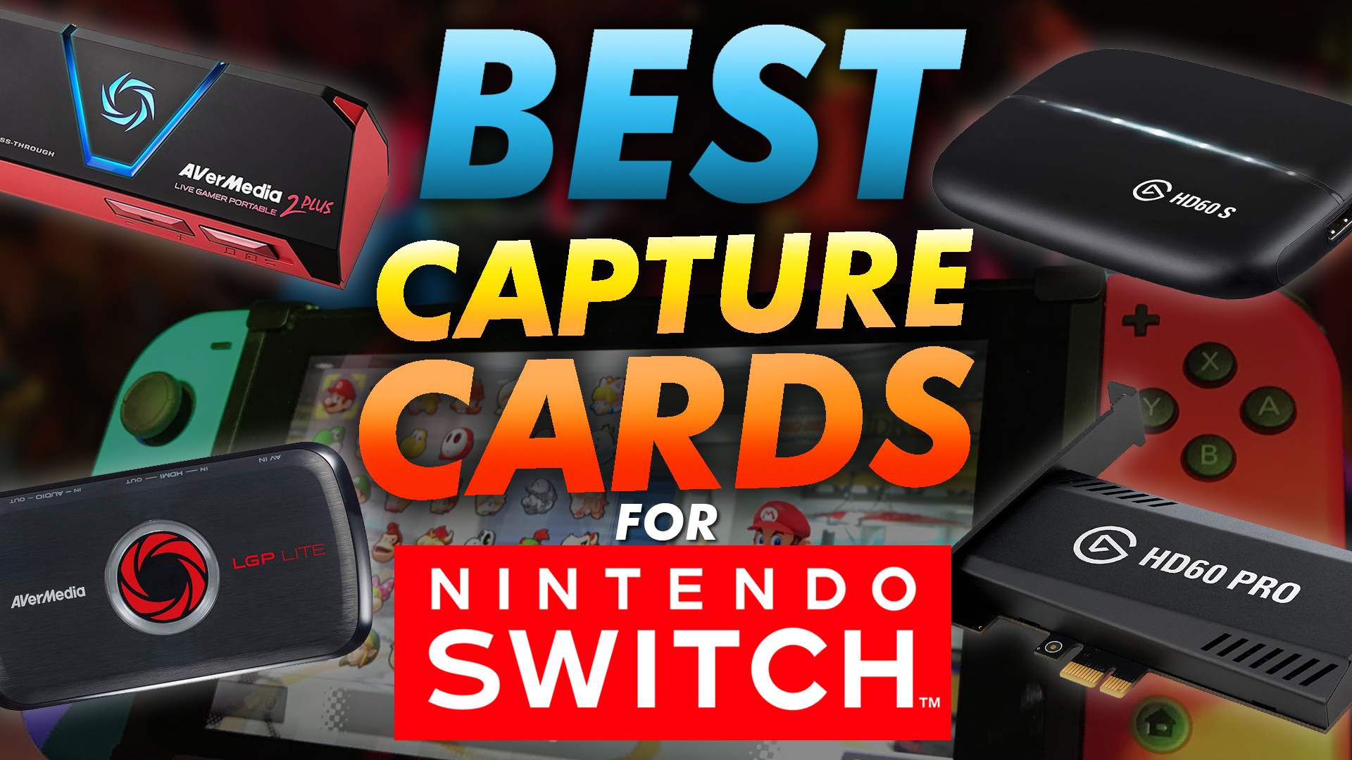 The Best Capture Card For Nintendo Switch Streaming Updated September 2020