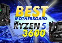 Best Motherboard For The Ryzen 5 3600
