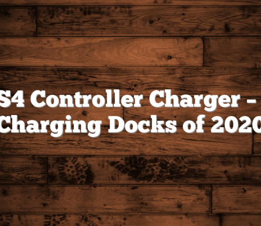 Best PS4 Controller Charger – Top 12 Charging Docks of 2020