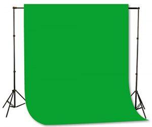 Fancierstudio Green Screen Background