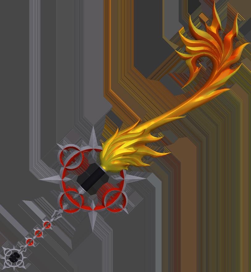 kh3 flame liberator