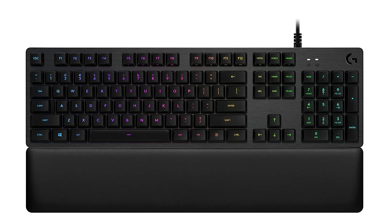 Logitech G513 Rgb Backlit Mechanical Keyboard