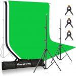 Mountdog Photo Backdrop Stand Kit