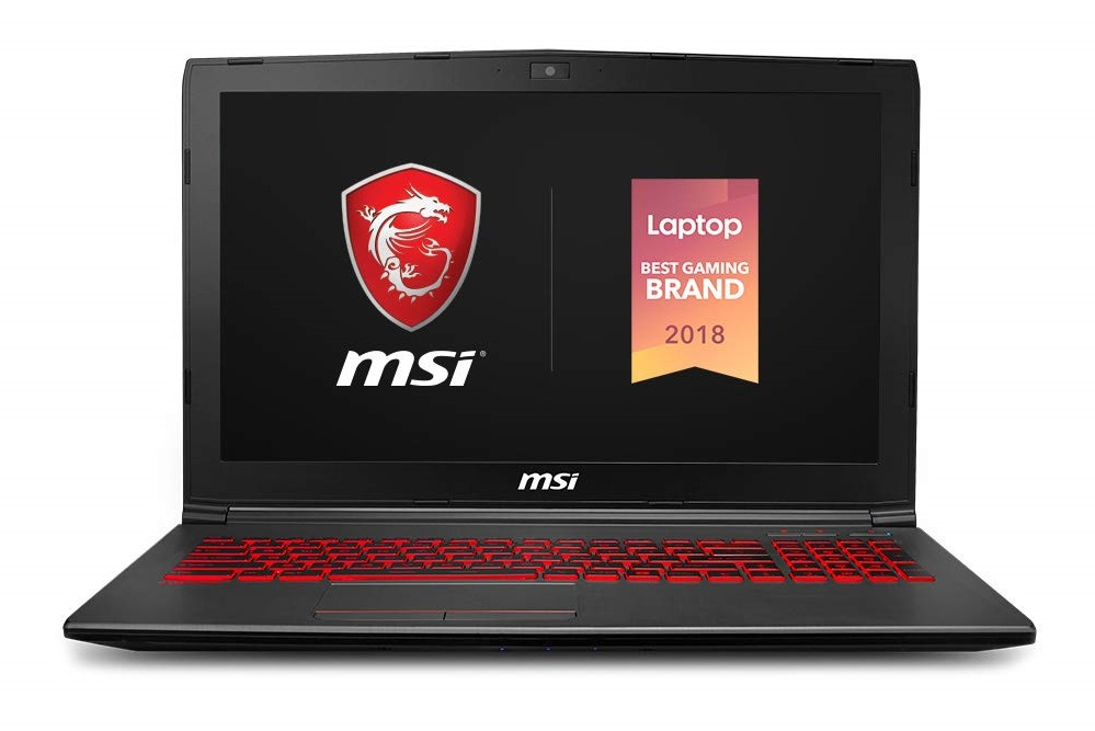 "MSI GV62 8RD-275 15.6"" Performance Gaming Laptop"