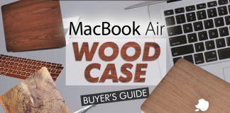 Macbook Air Wood Case