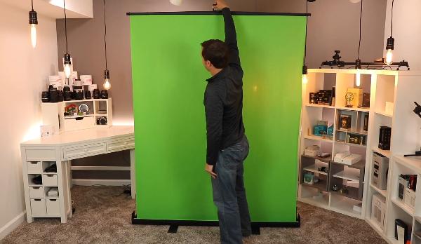 Neewer green screen backdrop