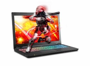 Sager NP8957 0.78 Inches Thin & Light Gaming Laptop