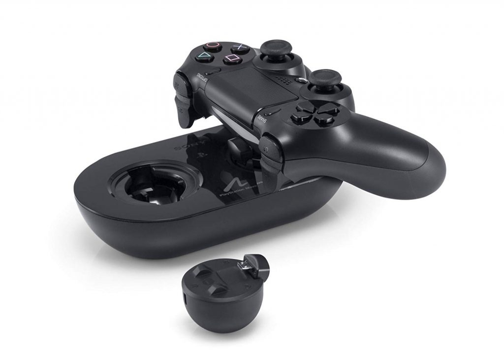 Sony Move Charging Station With Dualshock 4 Adapters
