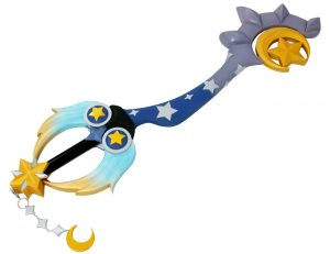 Star Seeker Copslay Prop King Mickey Wooden Keyblade