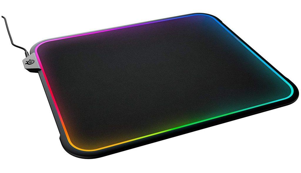 SteelSeries QcK Prism RGB Mousepad