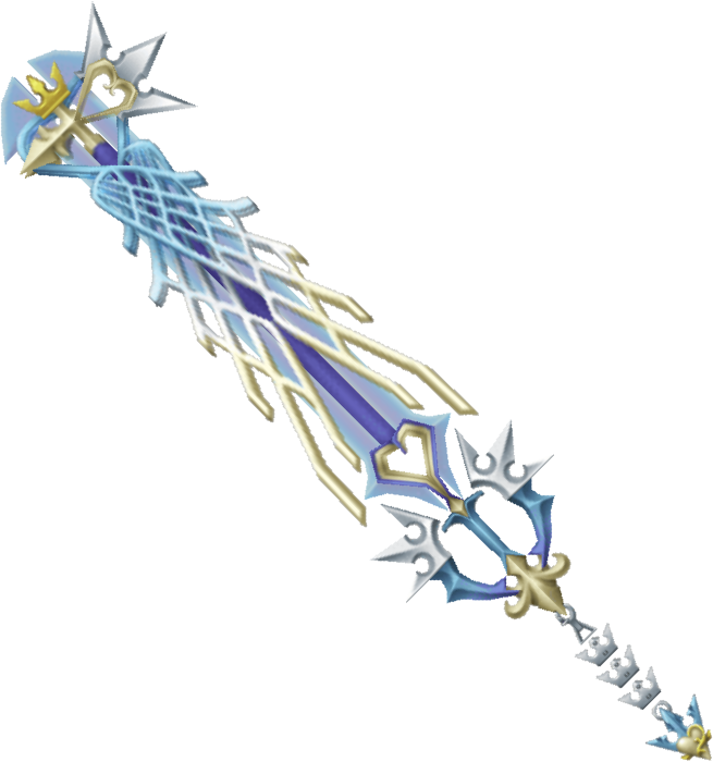 kh2 ultima weapon