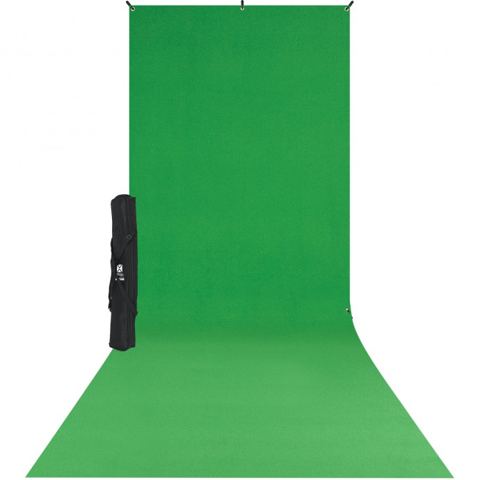 Xdrop Chroma Key Green Screen Kit