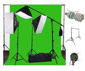 Ephoto Chromakey Green Screen