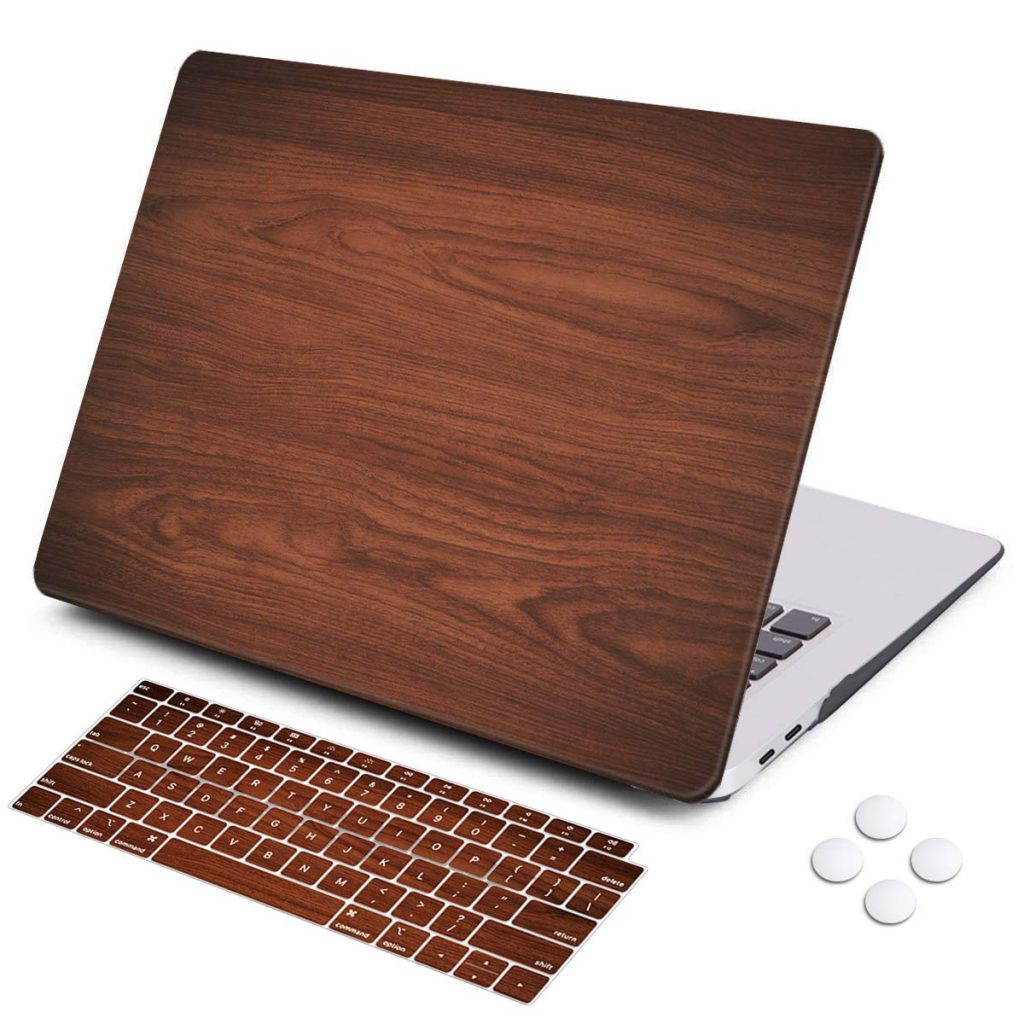 Icasso Macbook Air Wood Case