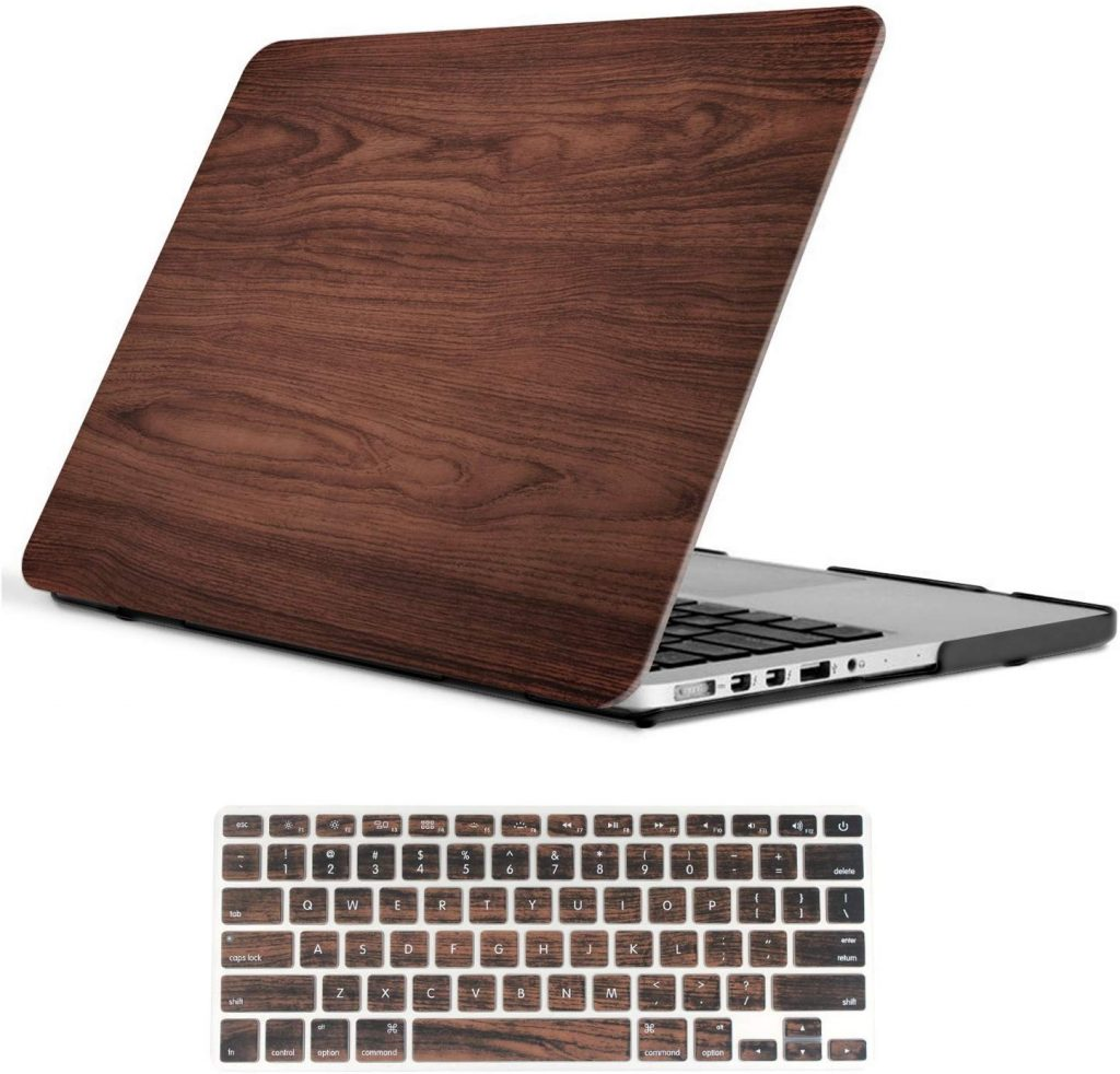 Icasso Macbook Pro 13 Wooden Case