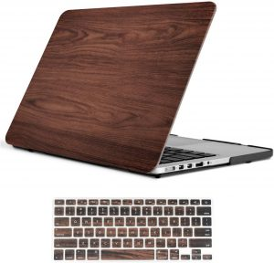 Icasso Macbook Pro 13 Wood Case