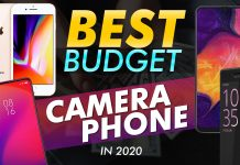 Best Budget Camera Phone In 2020