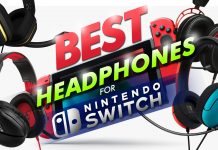 Best Headphones For Nintendo Switch