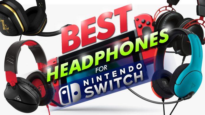 Best Headphones For Nintendo Switch