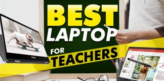 Best Laptops For Teachers