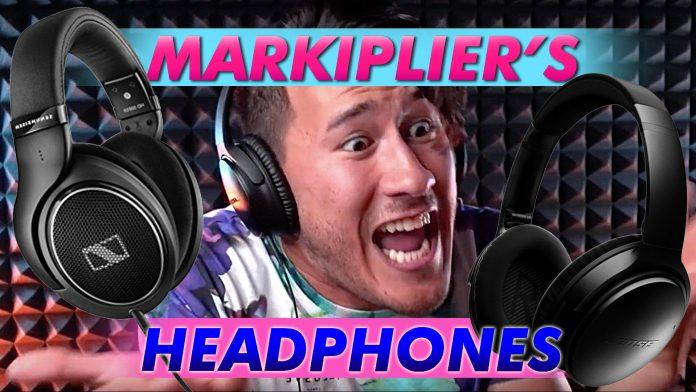 Markiplier's Headphones