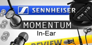 Sennhesier Momentum In Ear Review