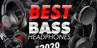 The Best Bass Headphones Of 2020