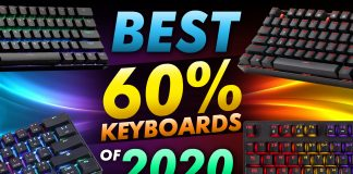 Best 60% Keyboards Of 2020