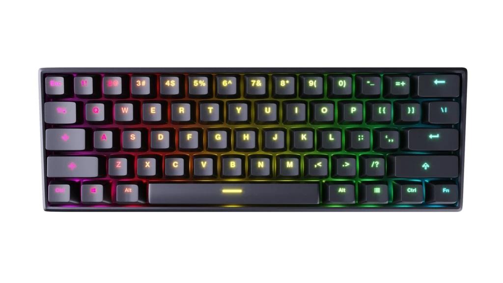 Matrix Elite Series 60% Black Keyboard