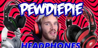 Pewdepie Headphones