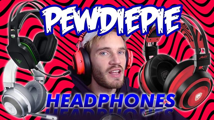Pewdepie Headphones