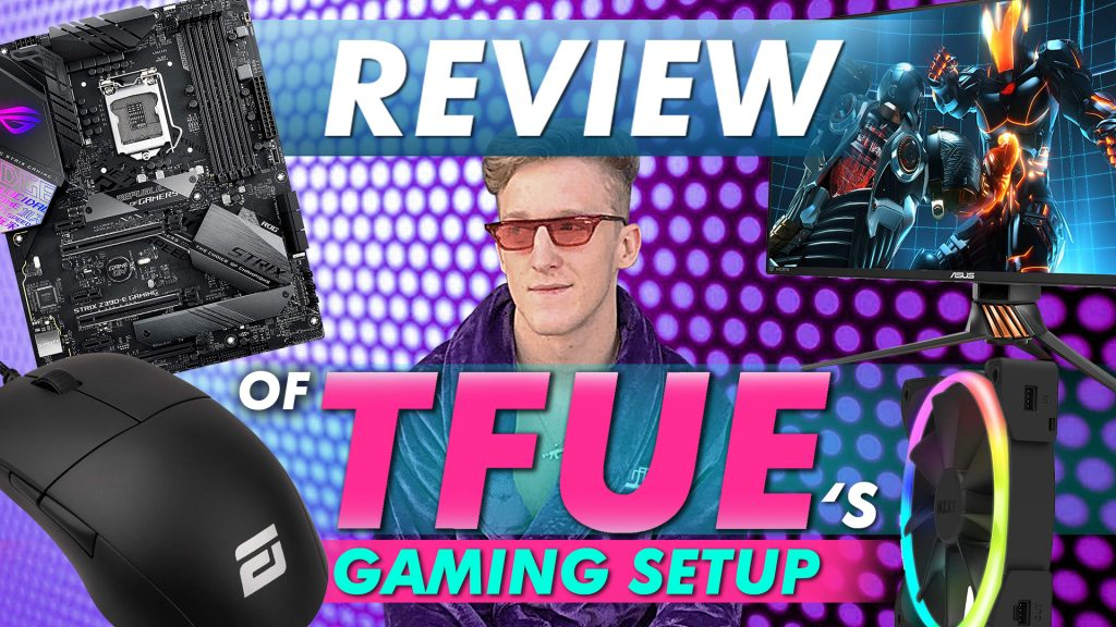 Tfue Gaming Setup What Equipment Does He Use Updated February 2021 Hayk Saakian