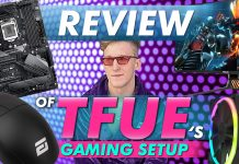 Review Of Tfue's Gaming Setup