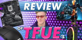 Review Of Tfue's Gaming Setup