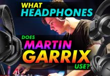 What Headphones Does Martin Garrix Use