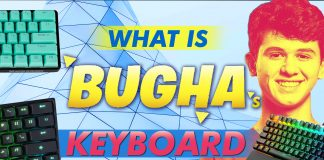 What Is Bugha's Keyboard