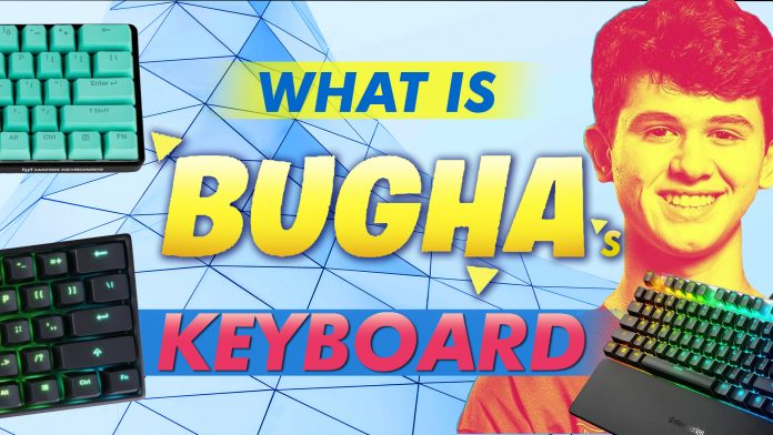 What Is Bugha's Keyboard
