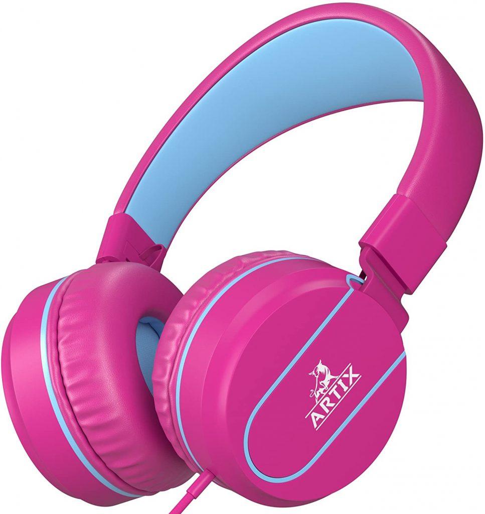 Artix Foldable On Ear Headphones