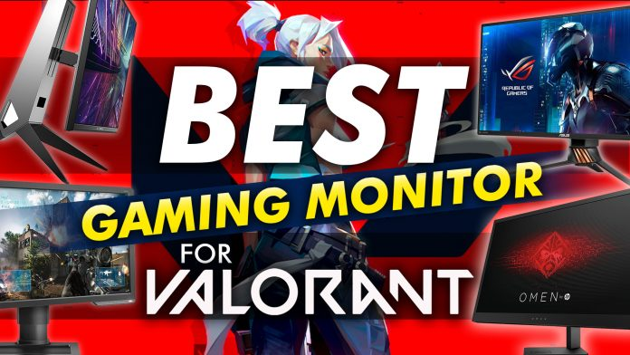 Best Gaming Monitor For Valorant