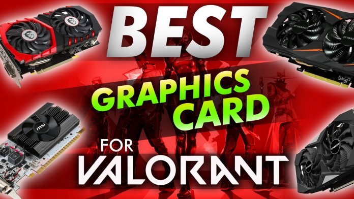 Best Graphics Card For Valorant