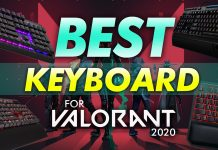 Best Keyboard For Valorant 2020